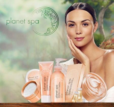 Planet spa for Plante salon